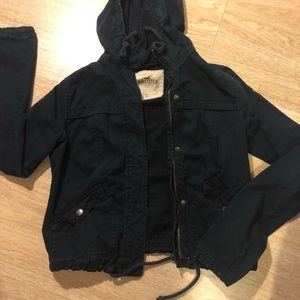 Hollister Jacket Size Small